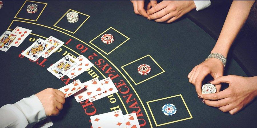 Ban co the dat cuoc nhan doi trong Blackjack nhu the nao Hinh 2