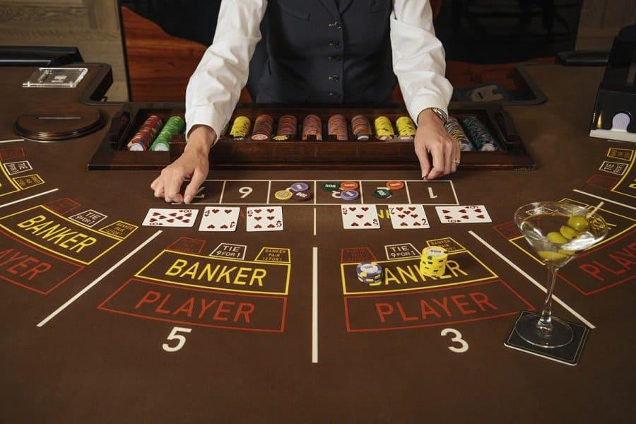 Chơi Baccarat vui và giành thắng lớn với số tiền lớn - Hình 2