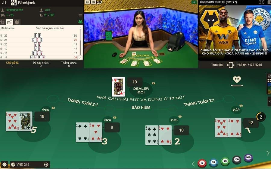 5 Loi ich khong ngo den khi choi bai Blackjack Online Hinh 2
