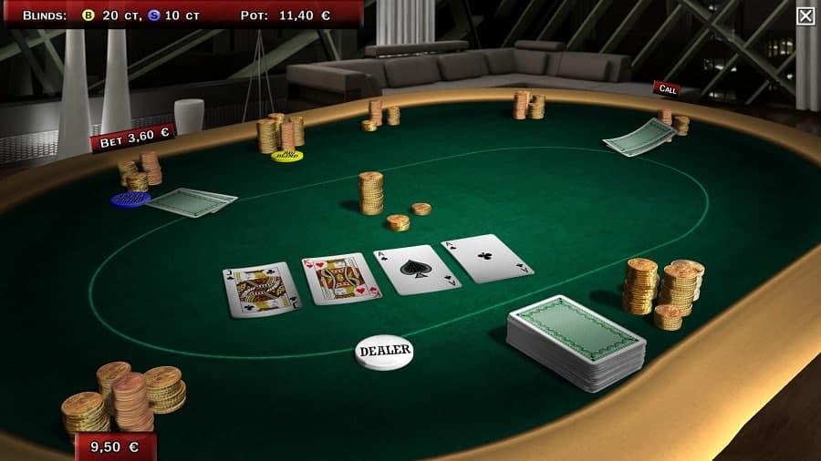 Hướng dẫn cách đánh đúng trong game bài Poker - Hình 2