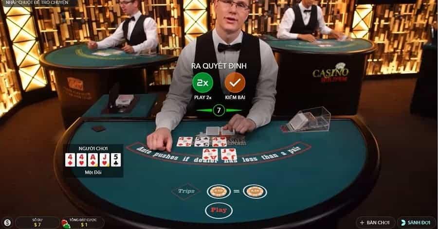 Vong Pre flop cua Poker nen choi nhu the nao Hinh 1