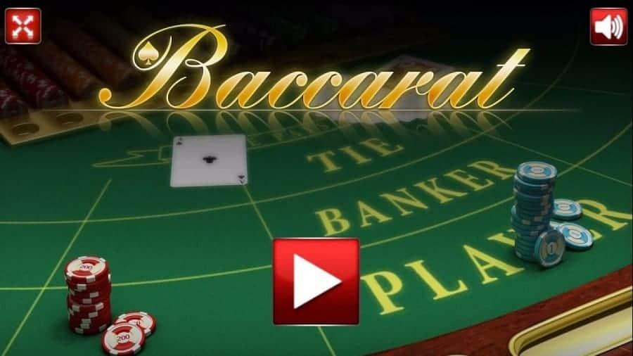 Những bí ẩn xoay quanh trò chơi Baccarat