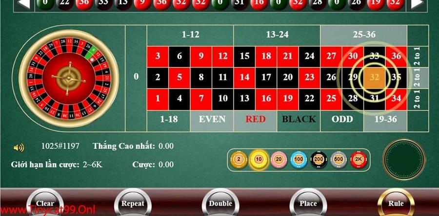 Những chiến thuật chơi Roulette có ích đối với bạn