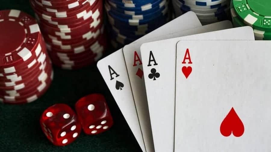 Quá trình diễn ra các vòng chơi của Poker