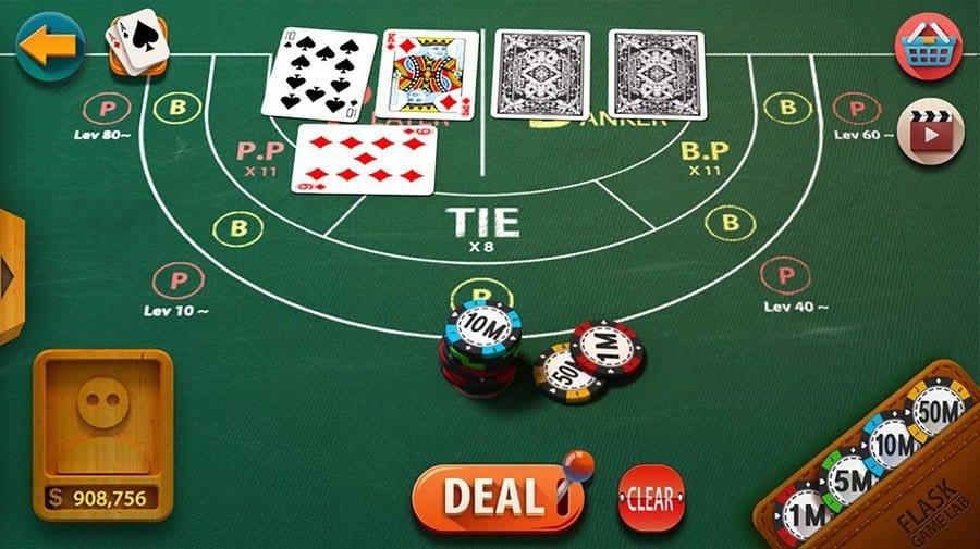 3 nguyên tắc khi chơi Baccarat để tăng khả năng chiến thắng