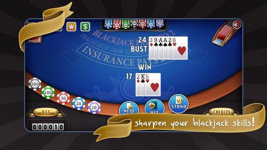 Luật chơi và cách đặt cược tại Blackjack online đừng nên bỏ qua