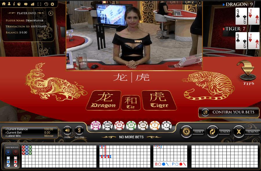 Rồng Hổ - Trò chơi giải trí hiệu quả và dễ mang về tiền thưởng