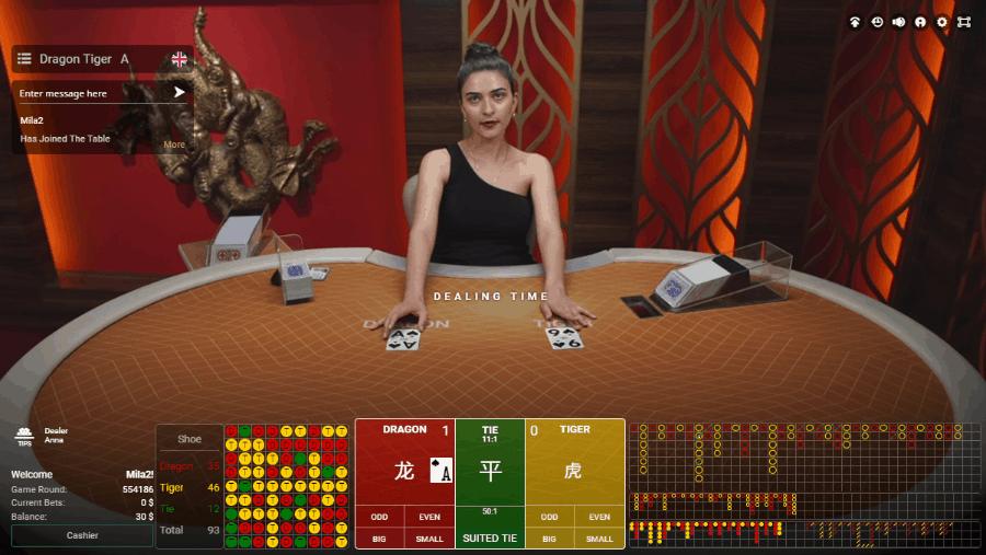 Những điều bạn cần biết nếu muốn chiến thắng trò chơi Rồng Hổ