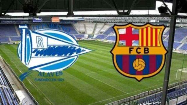 Soi kèo nhà cái bóng đá trận Alaves vs Barcelona 03:00 – 01/11/2020