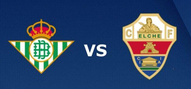 Soi kèo nhà cái bóng đá trận Betis vs Elche 20:00 – 01/11/2020