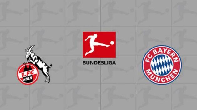 Soi kèo nhà cái bóng đá trận Cologne vs Bayern Munich 21:30 – 31/10/2020