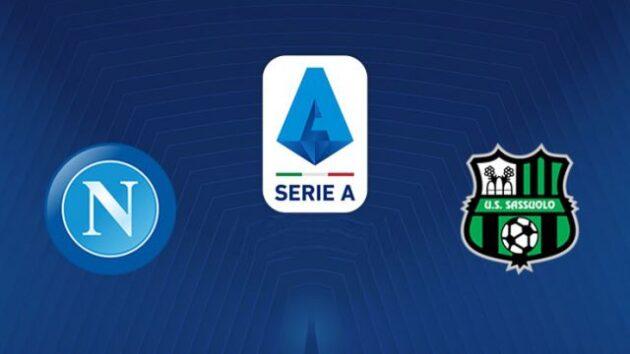 Soi kèo nhà cái bóng đá trận Napoli vs Sassuolo 00:00 – 02/11/2020