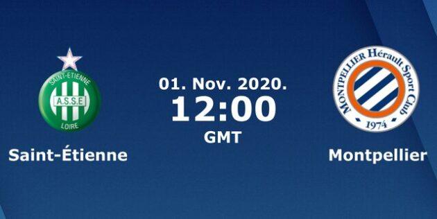 Soi kèo nhà cái bóng đá trận Saint-Etienne vs Montpellier 19:00 – 1/11/2020