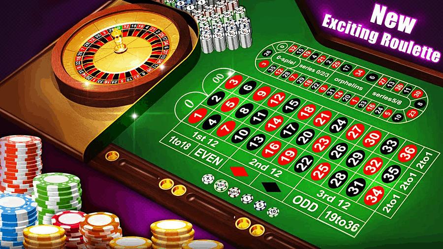 kham pha nhung the loai roulette hien co