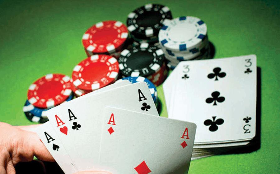 poker - tro choi ca cuoc danh cho gioi tre