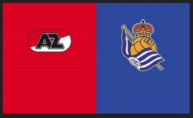 Soi kèo nhà cái bóng đá trận AZ vs Real Sociedad 03:00, 27/11/2020