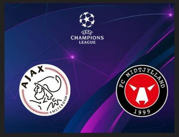 Soi kèo nhà cái bóng đá trận Ajax Amsterdam vs Midtjylland 03:00 – 26/11/2020