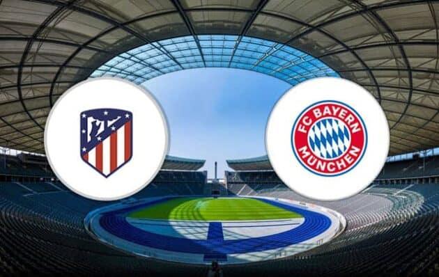 Soi kèo nhà cái bóng đá trận Atletico Madrid vs Bayern Munich 03:00 – 02/12/2020