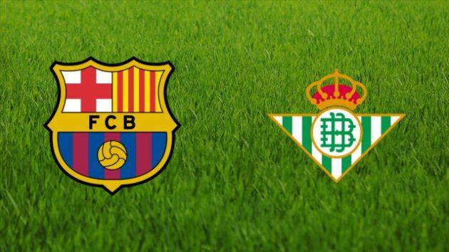 Soi kèo nhà cái bóng đá trận Barcelona vs Betis 22:15, 07/11/2020