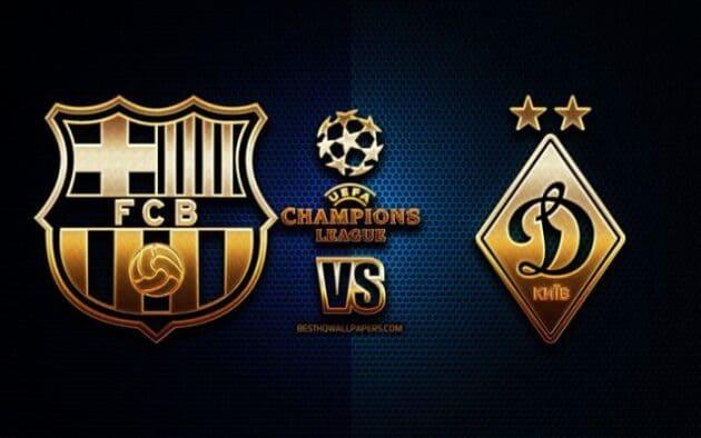 Soi kèo nhà cái bóng đá trận Barcelona vs Dynamo Kyiv 03:00 – 05/11/2020