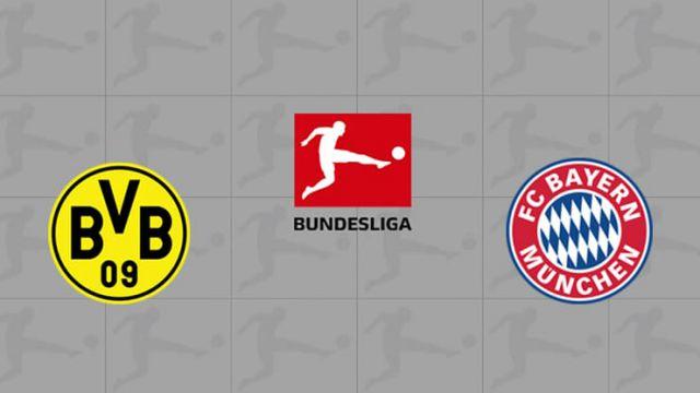 Soi kèo nhà cái bóng đá trận Borussia Dortmund vs Bayern Munich 00:30 – 08/11/2020