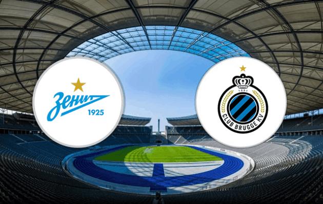 Soi kèo nhà cái bóng đá trận Club Brugge vs Zenit 03:00, 03/12/2020