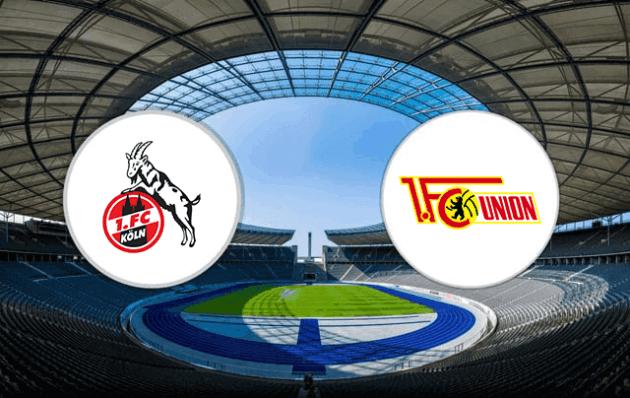 Soi kèo nhà cái bóng đá trận Cologne vs Union Berlin 00:00 – 23/11/2020