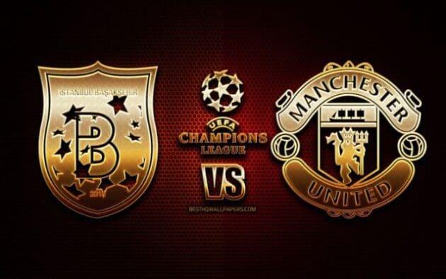 Soi kèo nhà cái bóng đá trận Istanbul Basaksehir vs Manchester United 00:55 – 05/11/2020