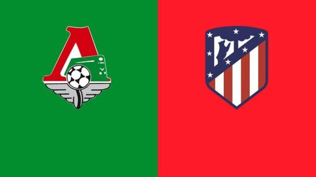 Soi kèo nhà cái bóng đá trận Lokomotiv Moscow vs Atletico Madrid 00:55 – 04/11/2020