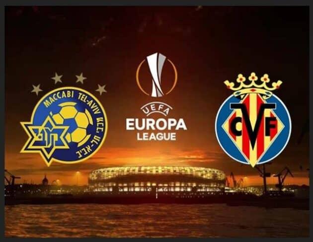 Soi kèo nhà cái bóng đá trận Maccabi Tel Aviv Vs Villarreal 00:55, 27/11/2020