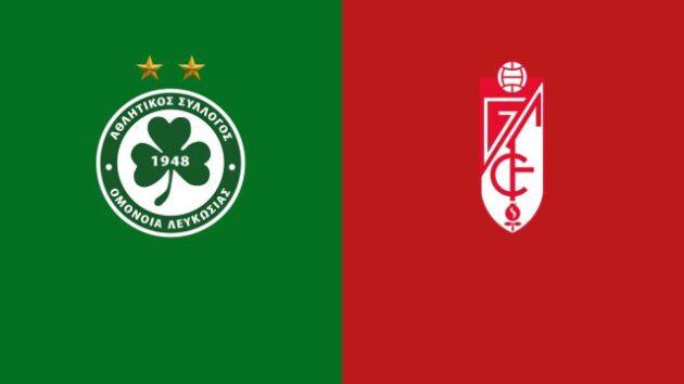 Soi kèo nhà cái bóng đá trận Omonia Nicosia vs Granada 00:55 – 06/11/2020