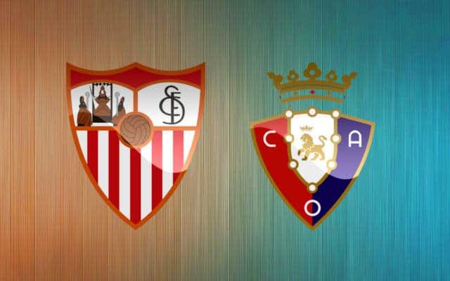 Soi kèo nhà cái bóng đá trận Sevilla vs Osasuna 00:30, 08/11/2020