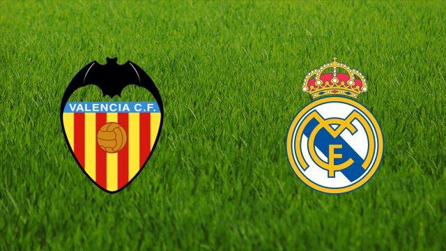 Soi kèo nhà cái bóng đá trận Valencia vs Real Madrid 00:30, 09/11/2020