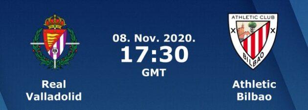 Soi kèo nhà cái bóng đá trận Valladolid vs Ath. Bilbao 00:30, 09/11/2020