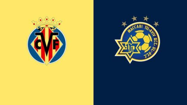 Soi kèo nhà cái bóng đá trận Villarreal vs Maccabi Tel Aviv 04:00 – 06/11/2020