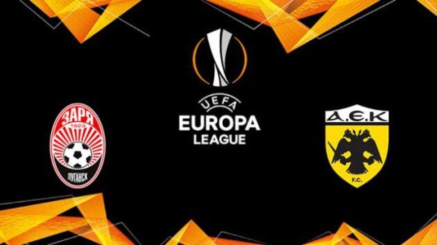 Soi kèo nhà cái bóng đá trận Zorya vs AEK Athens 04:00 – 06/11/2020