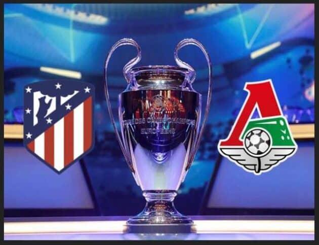 Soi kèo nhà cái bóng đá trận Atl. Madrid vs Lokomotiv Moskva 03:00, 26/11/2020