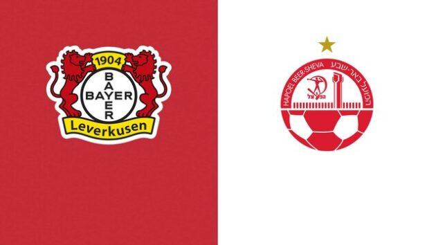 Soi kèo nhà cái bóng đá trận Bayer Leverkusen vs Hapoel Be'er Sheva 03:00 – 27/11/2020