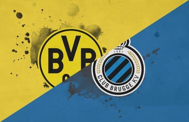 Soi kèo nhà cái bóng đá trận Borussia Dortmund vs Club Brugge 03:00 – 25/11/2020