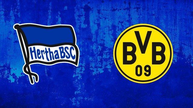 Soi kèo nhà cái bóng đá trận Hertha BSC vs Borussia Dortmund 02:30 – 22/11/2020