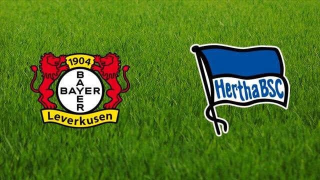 Soi kèo nhà cái bóng đá trận Bayer Leverkusen vs Hertha BSC 21:30 – 29/11/2020