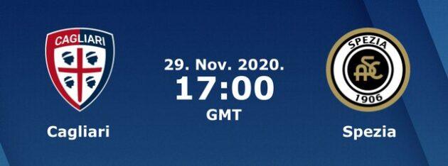 Soi kèo nhà cái bóng đá trận Cagliari vs Spezia 00:00 – 30/11/2020