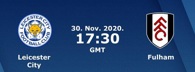 Soi kèo nhà cái bóng đá trận Leicester City vs Fulham 00:30 – 1/21/2020