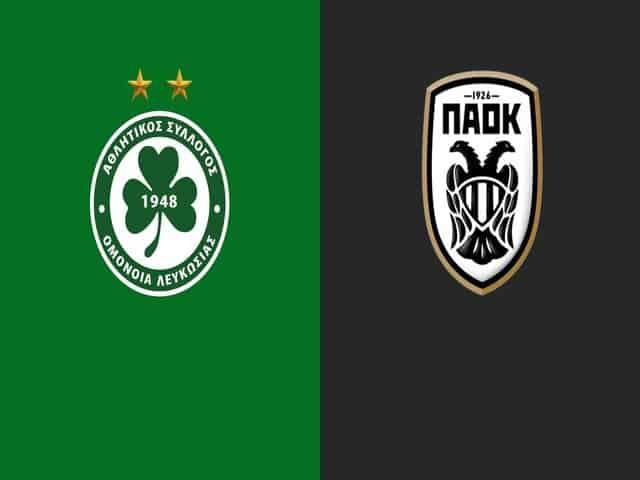 Soi kèo nhà cái bóng đá trận Omonia Nicosia vs PAOK 03:00, 04/12/2020