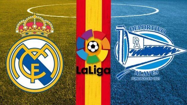 Soi kèo nhà cái bóng đá trận Real Madrid vs Alaves 00:30, 29/11/2020