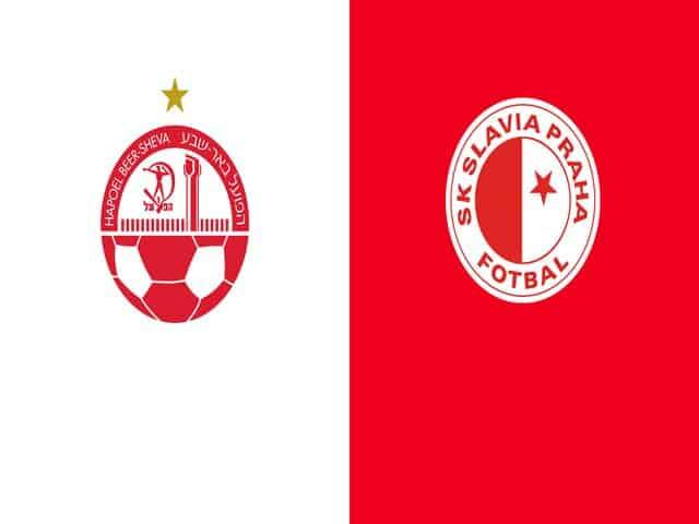 Soi kèo nhà cái bóng đá trận Slavia Praha vs Hapoel Be'er Sheva 03:00, 04/12/2020