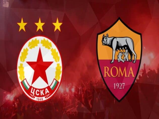 Soi kèo nhà cái bóng đá trận CSKA Sofia vs Roma 00:55, 06/11/2020