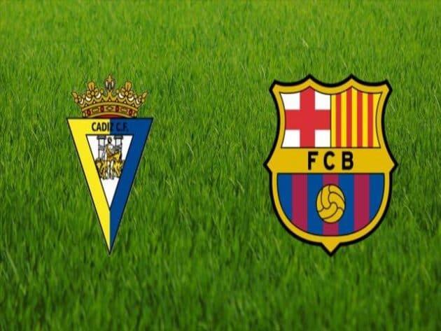 Soi kèo nhà cái bóng đá trận Cadiz CF vs Barcelona 03:00, 06/12/2020