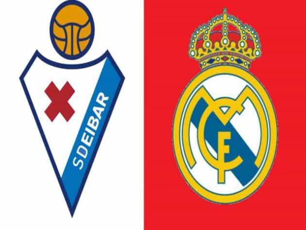 Soi kèo nhà cái bóng đá trận Eibar vs Real Madrid 03:00, 21/12/2020
