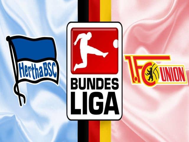 Soi kèo nhà cái bóng đá trận Hertha Berlin vs Union Berlin 02:30, 05/12/2020